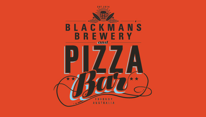 Blackman's Brewery Pizza Bar