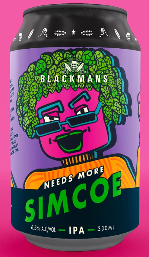 Blackmans Brewery - Needs-More-Simcoe-Can