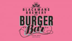 Blackman's Brewery Burger Bar