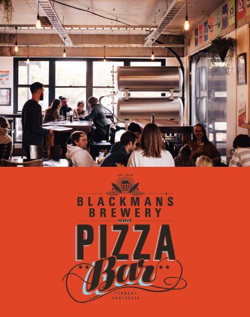 Blackmans Pizza Bar
