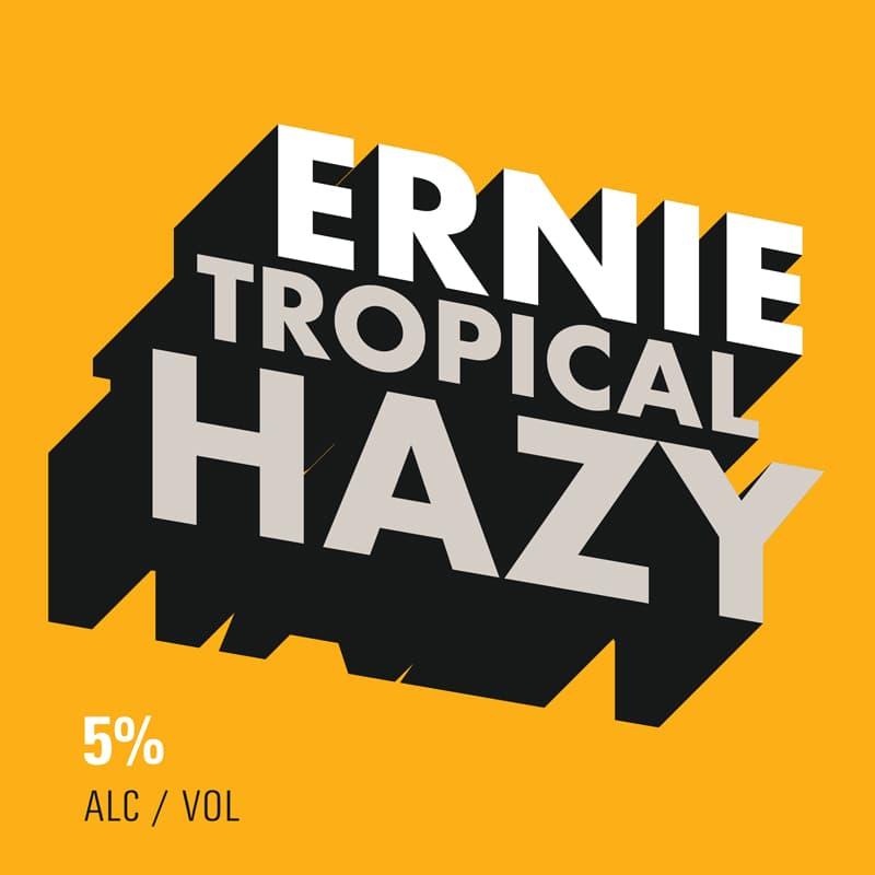 Ernie – Tropical Hazy