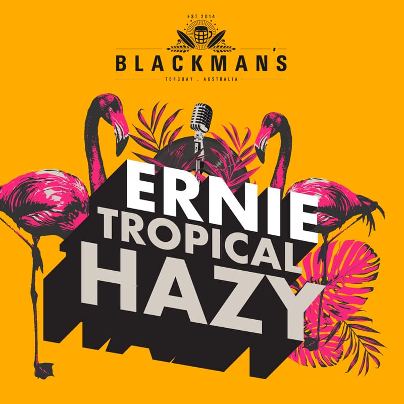 Ernie – Tropical Hazy