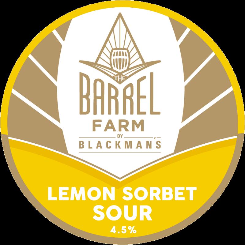 Lemon Sour Sorbet