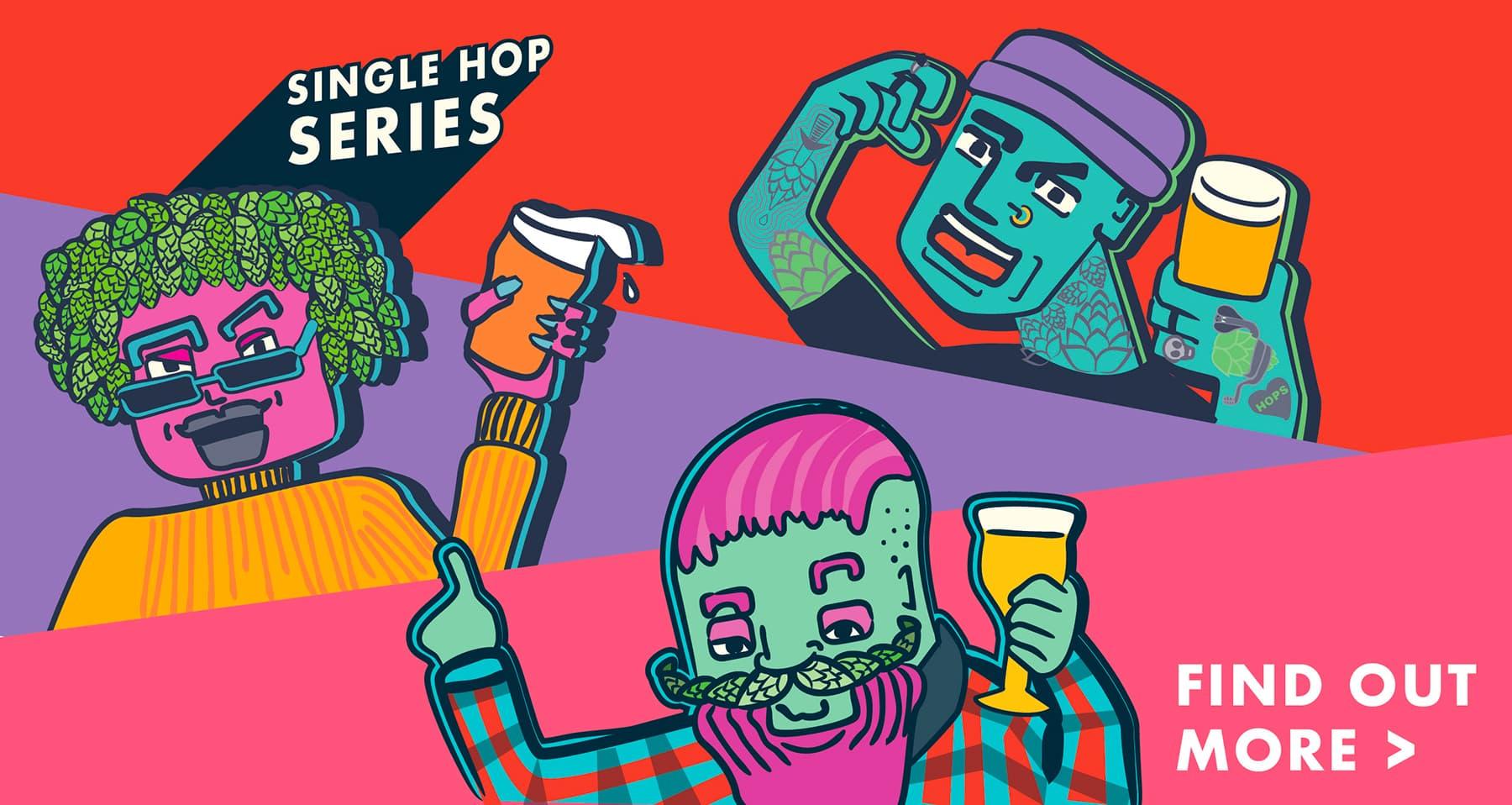 Blackmans Brewery Single Hop Series