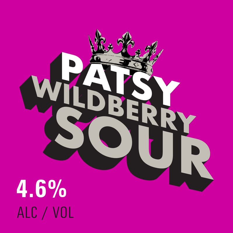 PATSY WILD BERRY SOUR