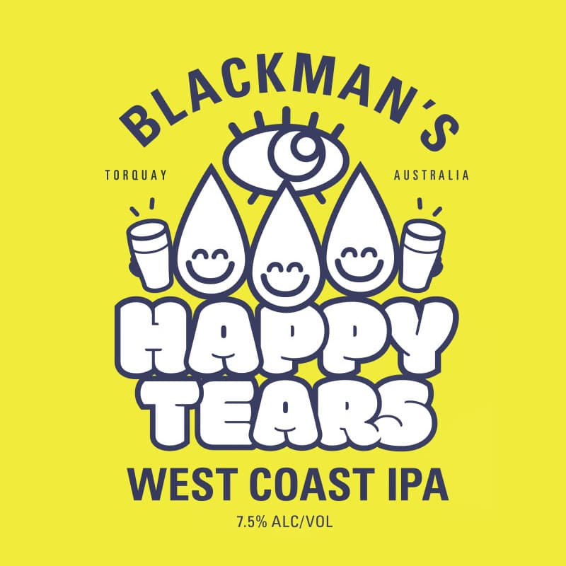 Happy Tears West Coast IPA