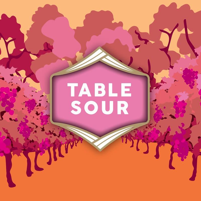TABLE SOUR